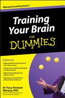 Training Your Brain For Dummies Pdf/ePub eBook
