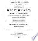 Tyronis Thesaurus