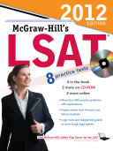 McGraw Hill s LSAT  2012 Edition