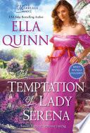 The Temptation of Lady Serena Book PDF