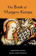 Pdf The Book of Margery Kempe