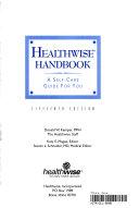 Healthwise Handbook Book