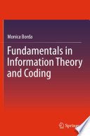 Fundamentals in Information Theory and Coding Book