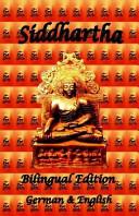Siddhartha   Bilingual Edition  German   English