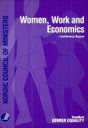 Women  Work and Economics
