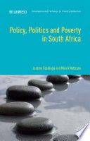 Policy, Politics and Poverty in South Africa