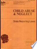 Child Abuse Neglect State Reporting Laws Book PDF