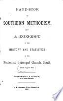 Southern Methodist Handbook Book PDF