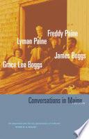 Conversations in Maine