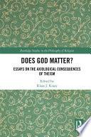 Does God Matter