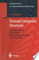 Stressed Composite Structures Book PDF