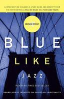 Blue Like Jazz Aba Limited Ed Book