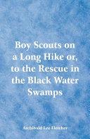 Boy Scouts on a Long Hike