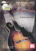 J. S. Bach for Mandolin