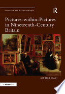 Pictures Within Pictures In Nineteenth Century Britain