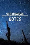 Veterinarian Notes
