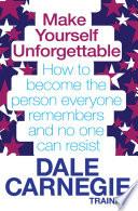 Make Yourself Unforgettable Book PDF