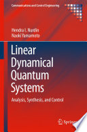 Linear Dynamical Quantum Systems Book