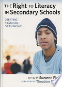 The right to literacy in secondary schools