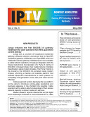 IPTV Monthly Newsletter [Pdf/ePub] eBook