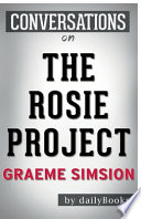 Conversation Starters the Rosie Project by Graeme Simsion