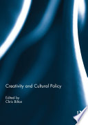 Creativity and Cultural Policy