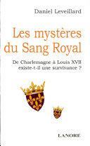 Pdf Les mystères du sang royal Telecharger