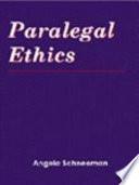 Paralegal Ethics