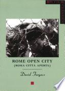 Rome Open City (Roma Città Aperta)