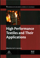 High Performance Textiles and Their Applications Book