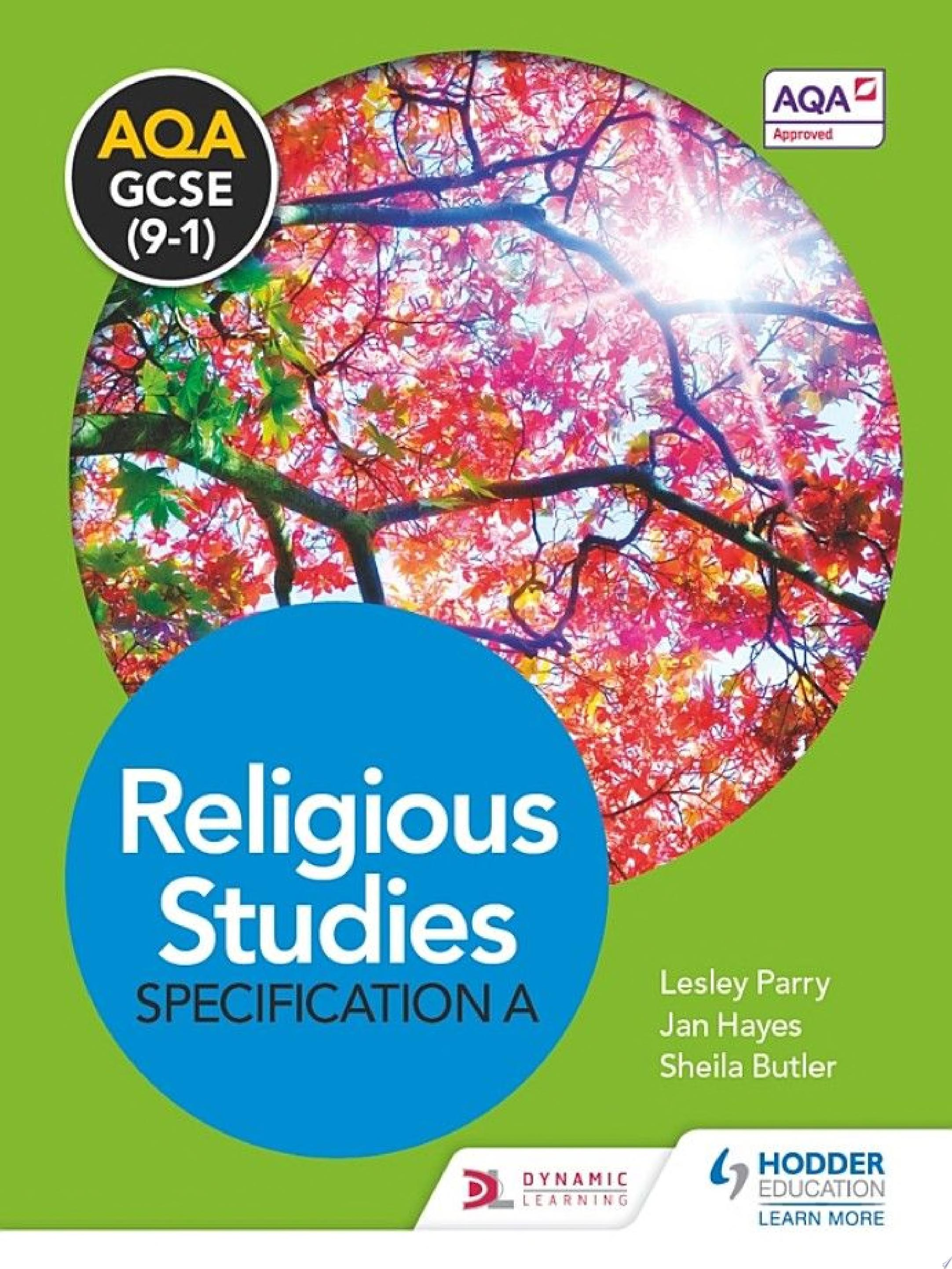 AQA GCSE  9 1  Religious Studies Specification A