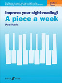 Improve Your Sight-reading! Piano-a Piece a Week, Grade 3