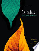 Calculus & Its Applications