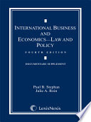International Business and Economics: Documentary Supplement