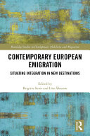 Contemporary European Emigration