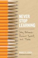 Never Stop Learning Pdf/ePub eBook