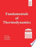 FUNDAMENTALS OF THERMODYNAMICS (With CD )