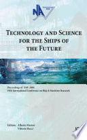 Technology And Science For The Ships Of The Future Book PDF