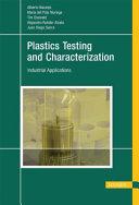 Plastics Testing and Characterization