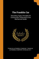 The Franklin Car