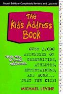 The Kid s Address Book