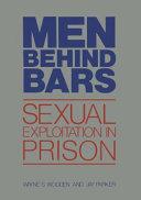 Men Behind Bars