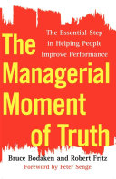 The Managerial Moment of Truth [Pdf/ePub] eBook
