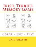 Irish Terrier Memory Game