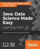 Java  Data Science Made Easy