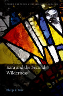 Ezra and the Second Wilderness Pdf/ePub eBook