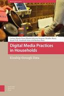 Digital Media Practices In Households Hb