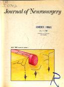Journal of Neurosurgery