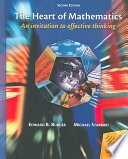 """""""The Heart of Mathematics: An invitation to effective thinking"""" by Edward B. Burger, Michael Starbird"""