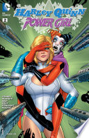 Harley Quinn and Power Girl (2015-) #2